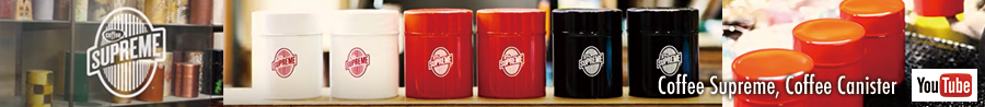 Coffee Supreme, Coffee Canister